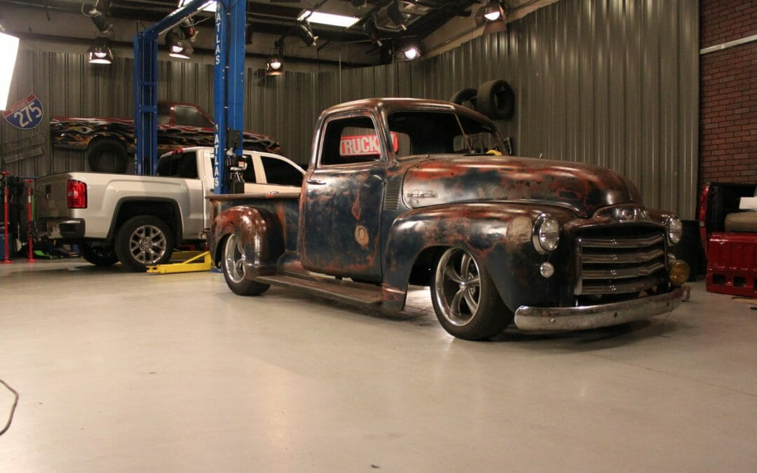 Old vs New GMC