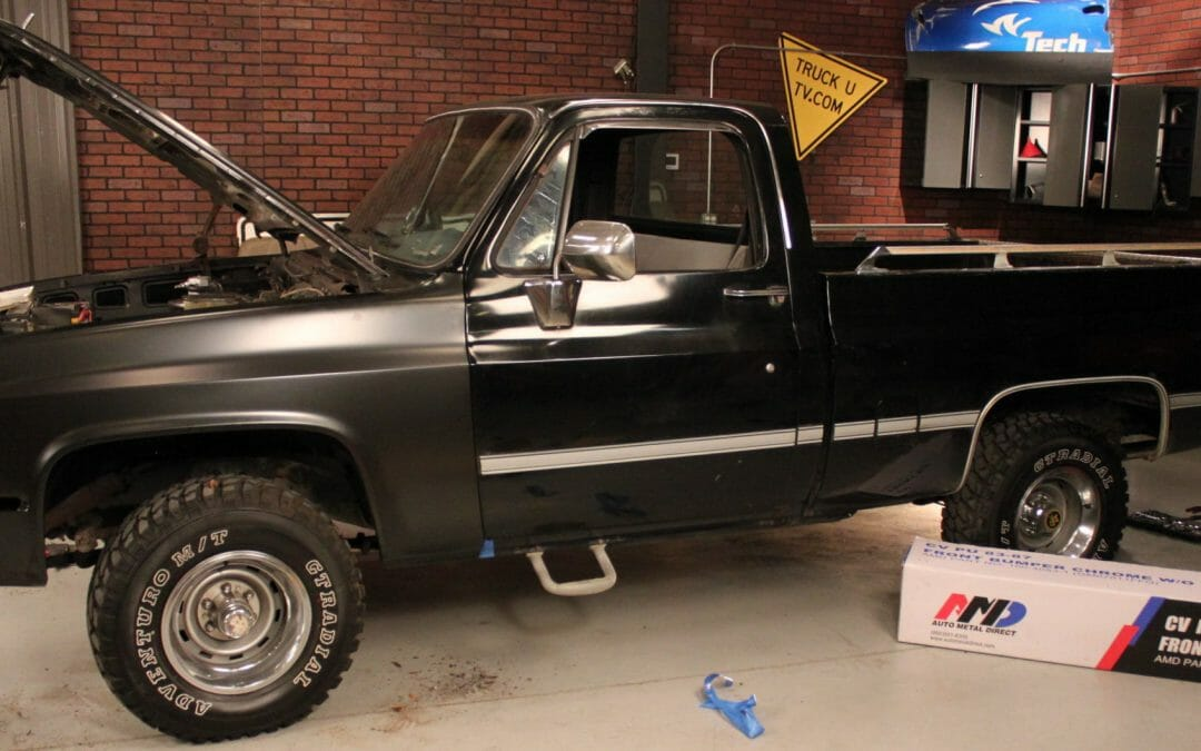 GMC Body Repair