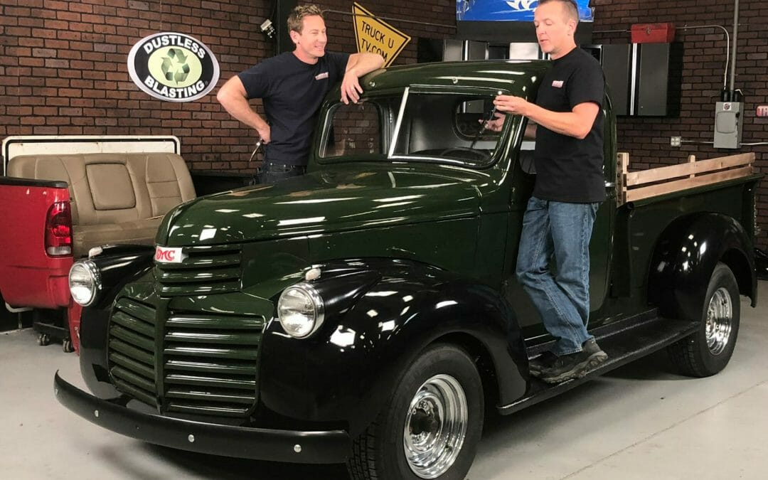 1946 GMC Shortbed