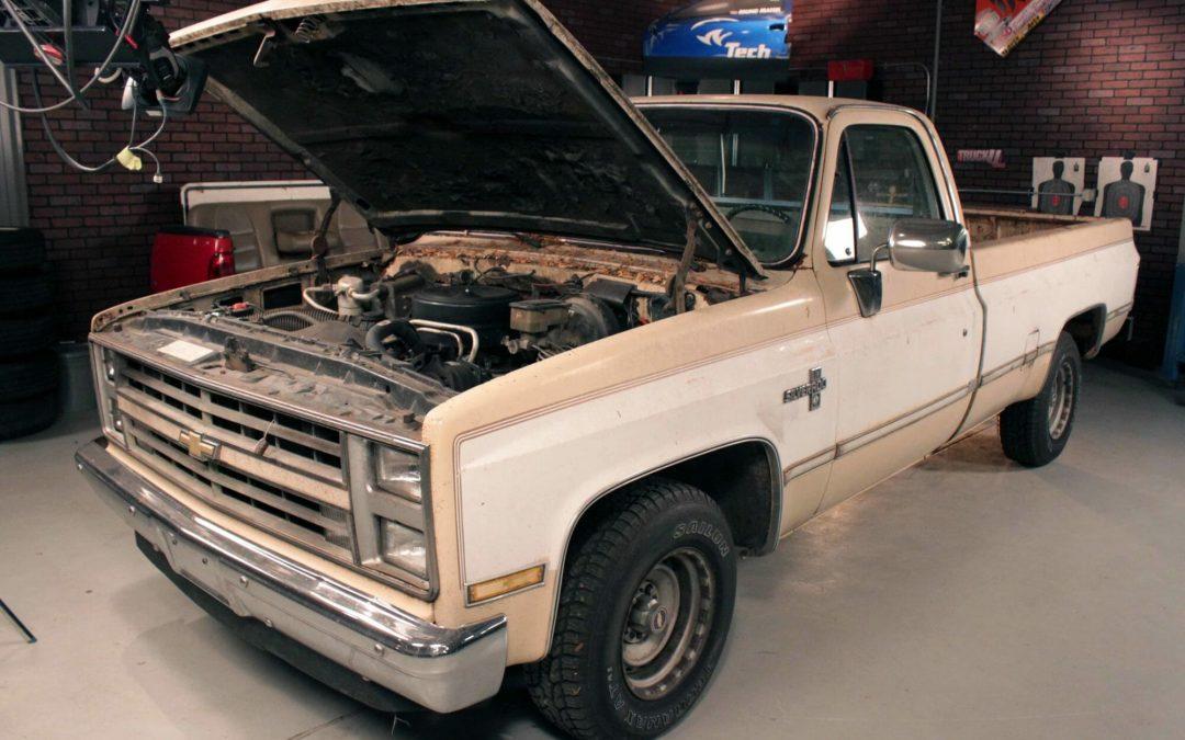 Steele's Old Truck
